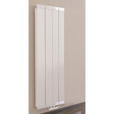 1800 x 560 mm Weiß Aluminium Design Paneelheizkörper