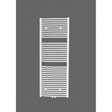 Badheizkörper 1500x450 Handtuchheizkörper Weiß gerade Mittelanschluss