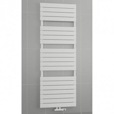 1600 x 500 mm Flach Weiß Badheizkörper Handtuchwärmer
