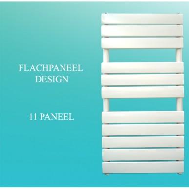 Badheizkörper Handtuchheizkörper 1000x500 Weiß Flachpaneel