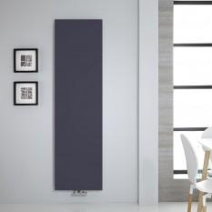 Design Flach Paneelheizkörper Mittelanschluss Slim Heizwand 1770x500 Anthrazit