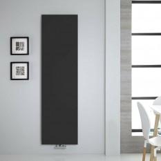 Design Flach Paneelheizkörper Mittelanschluss Slim Heizwand 1170x500 Anthrazit