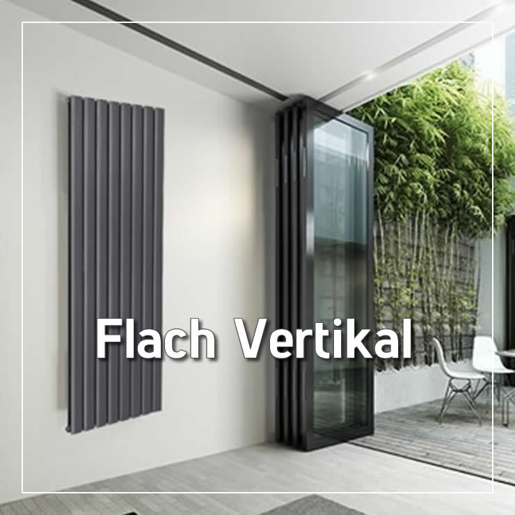 Flach Vertikal