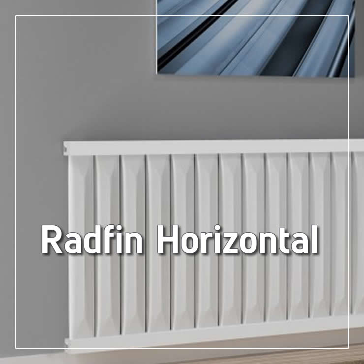 Radfin Horizontal